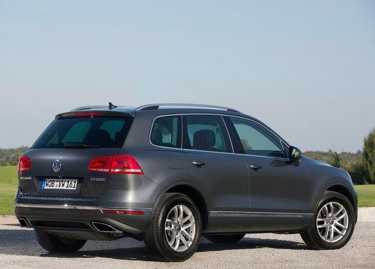 Volkswagen Touareg : l'hybride rechargeable confirmé