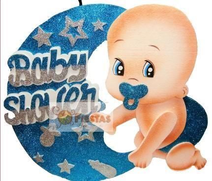 Bebe de Tecnopor para Baby Shower | FiestasLine | Piñatas , Globos , Payasos , Articulos para fiestas infantiles en Lima