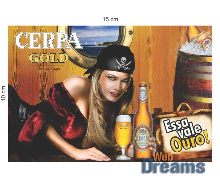 Banner - Beer Cerpa Gold