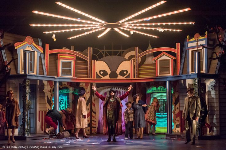 Ray Bradbury's Something Wicked This Way Comes | Shows at Barter Theatre: The State Theatre of Virginia
