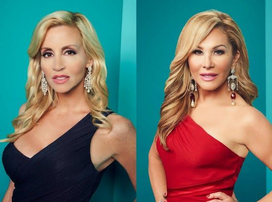 Are Adrienne Maloof And Camille Grammer Returning To The Real Housewives Of Beverly Hills?