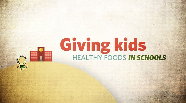 Childhood obesity is a growing problem in the U.S. and unhealthy food choices readily available in schools can be a contributing factor. This video from the Kids' Safe & Healthful Foods Project has more information.