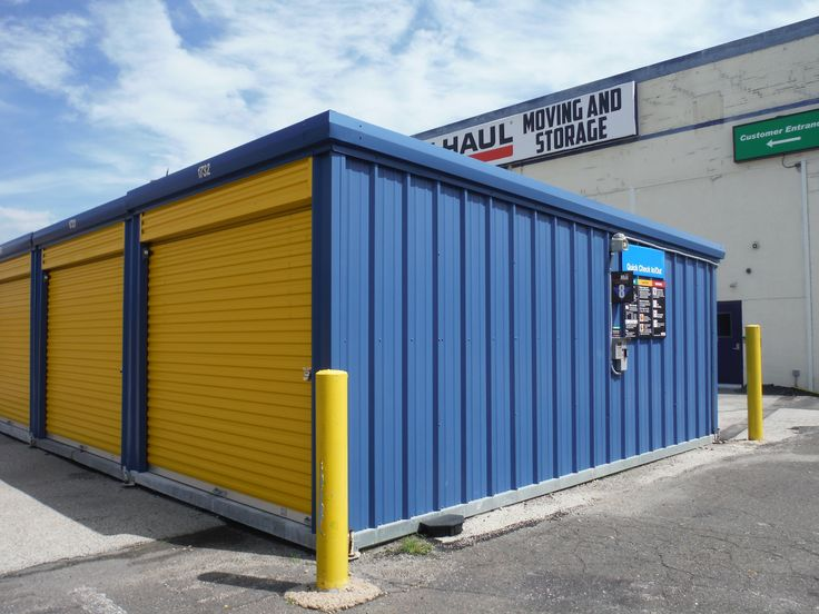 UHAUL: Philadelphia, PA; Self Storage units for rent.