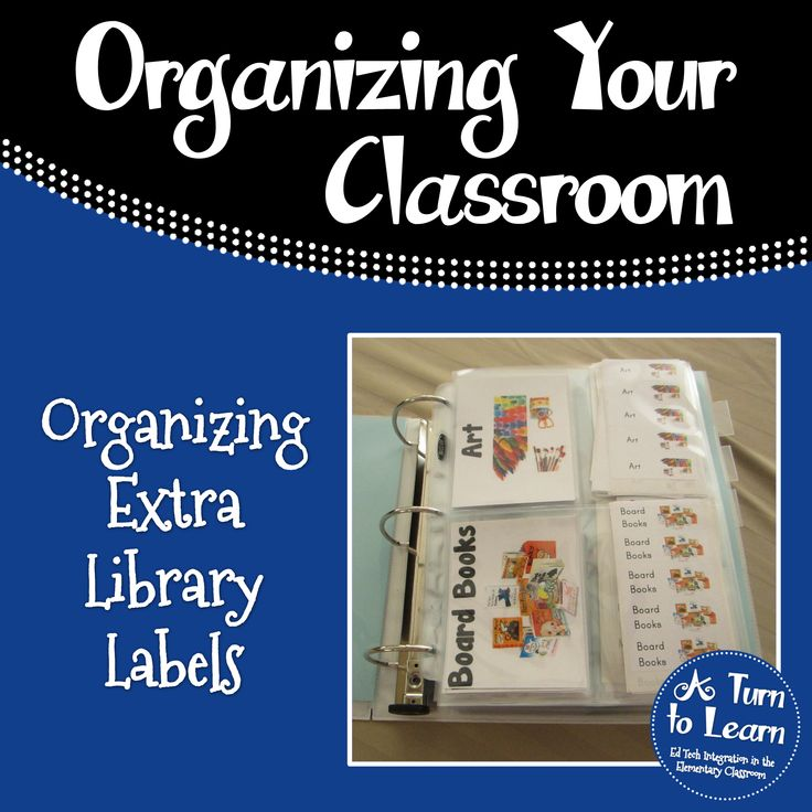 This is the best way to organize all of the classroom library labels that you printed for your bins and your books! Save yourself from reprinting labels!