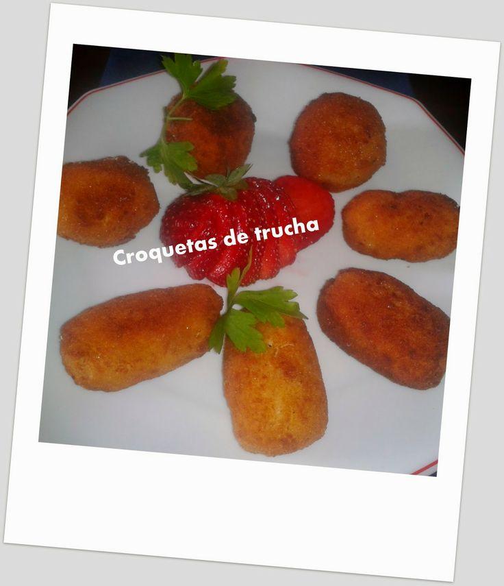 cocina_sos_antonia: CROQUETAS BOMBAS DE TRUCHA Y BEICON