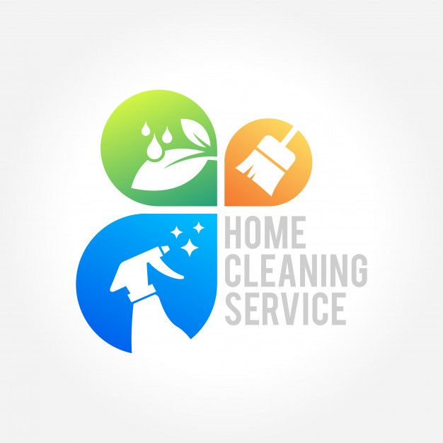 Home Cleaning Service Business Design Premium Vector Premium Vector Freepik Vector Logo Busin Cleaning Service Logo House Cleaning Services Cleaning Logo