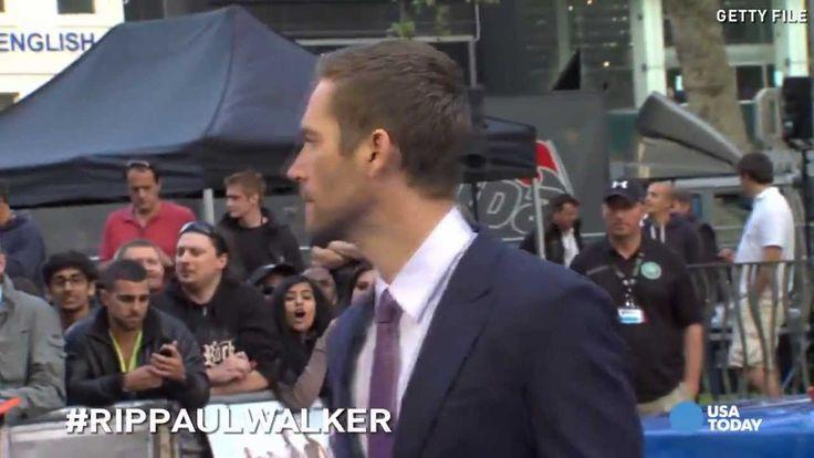 Paul Walker Last Interview R.I.P.