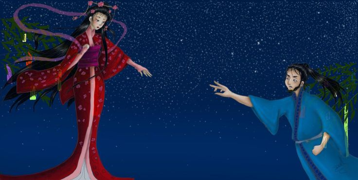 Tanabata: una hermosa leyenda de amor japonesa