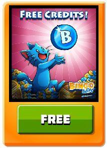 Free Credits On Bingo Blitz