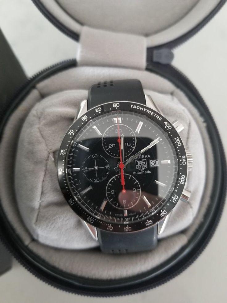 Carrera tag heuer wrist watch