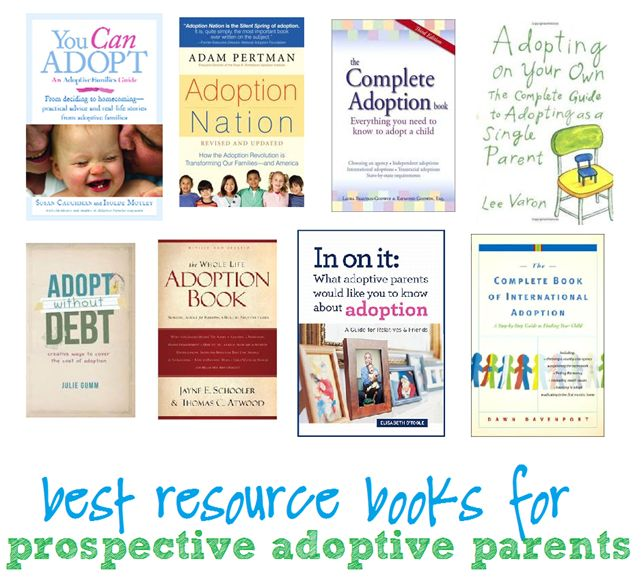 Thinking about adoption? Here are some great books to get you started.