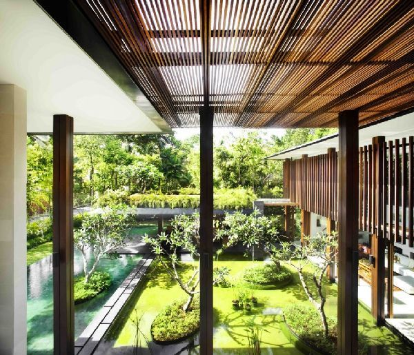 133 Best Images About Modern Organic Architecture On
