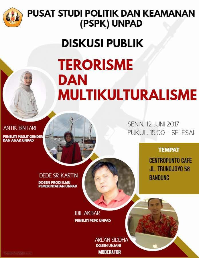 Terorisme dan Multikulturalisme