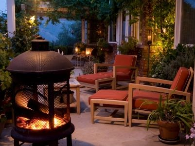 outdoor living on a deck Decorate Your Deck For Outdoor Entertaining