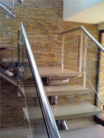 17 best ideas about pasamanos de madera on pinterest for Escaleras de madera de dos tramos