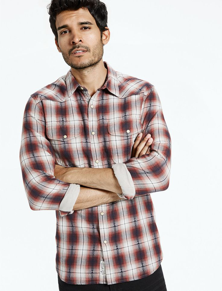 Pin By Randy Wantmore On Hot Men In Sexy Plaid Shirts