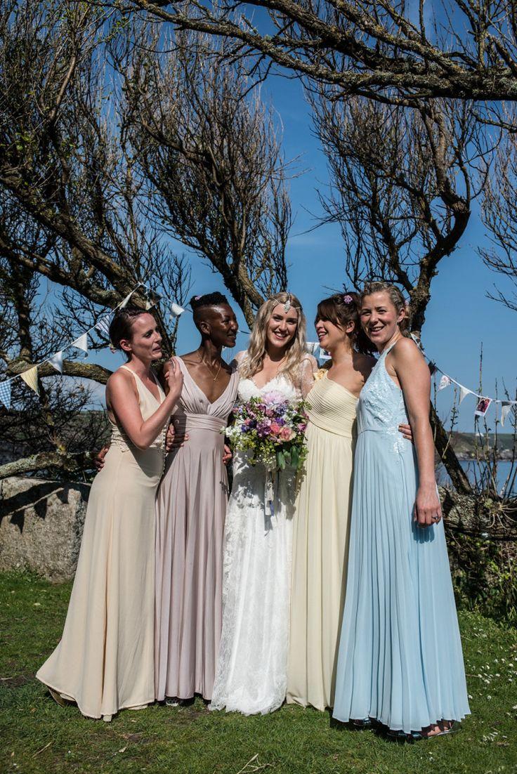 best 25 pastel colour bridesmaid dresses ideas on pinterest