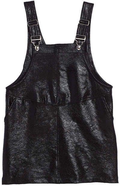 BLANKNYC Overall Dress (Big Girls)