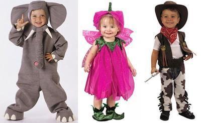 Купить новогодние костюмы для детей