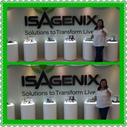 Inside the Isagenix office in Jakarta http://Irenekesaulya.isagenix.com