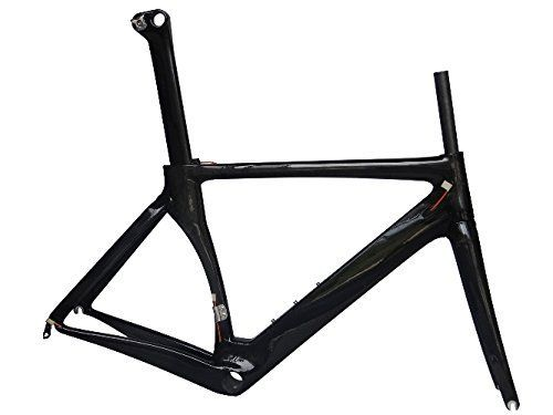 Full Carbon Glossy 29er Mountain Bike MTB Cycling BSA Frame 17.5' >>> Read more  at the image link.