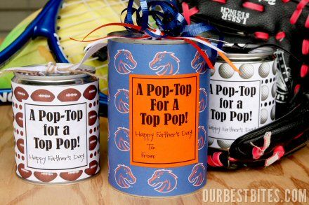 Tin Can Treats: Heart Naps, Best Father Day Gifts, Father'S Day Gifts, Dads Gifts, Crafts Ideas, Gifts Ideas, Fathers Day Gifts, Naps Time, Tins Cans