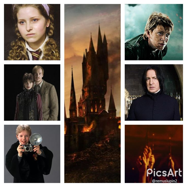 Those who died in the battle of hogwarts