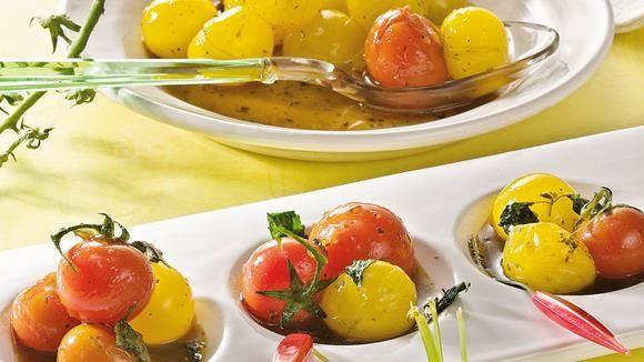 Marinierte+Tomaten+Rezept+»+Knorr