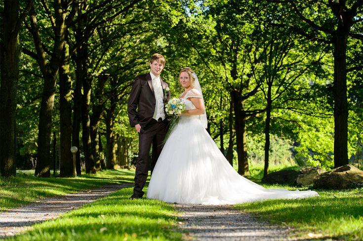 Brautpaarshooting am Schloss Möhler