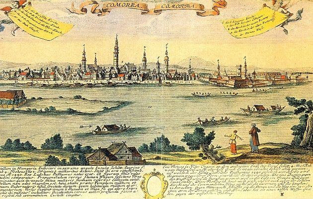 1732, Komárno