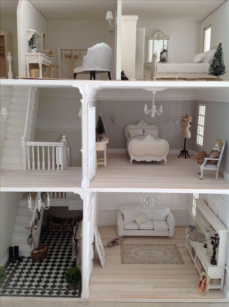 Best 25 Dollhouse Ideas Ideas On Pinterest Diy Dollhouse