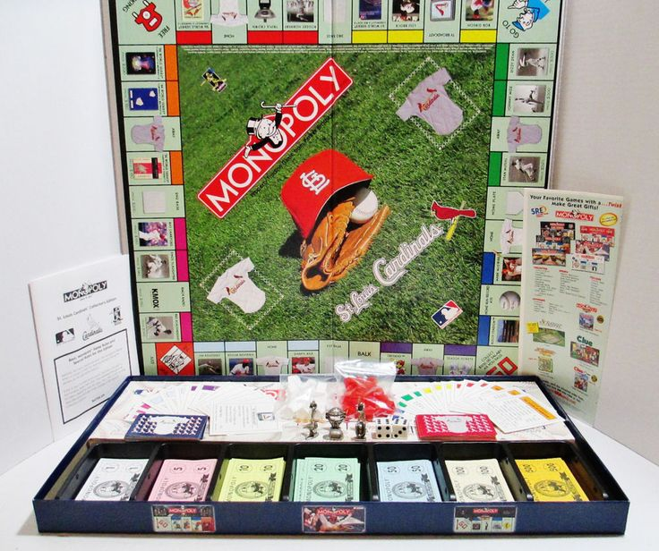 mlb monopoly From usaopolycom: batter up what fan hasn't dreamed of owning and running a major league baseball team now you can buy, sell and trade all 30 american league and national league teams in a quest to own them all.
