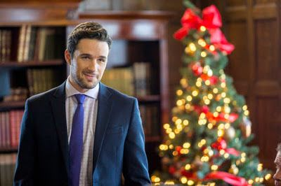 """Its a Wonderful Movie - Your Guide to Family and Christmas Movies on TV: 'A Rose for Christmas' - a Hallmark Channel Original """"Countdown to Christmas"""" Movie starring Rachel Boston & Marc Bendavid!"""