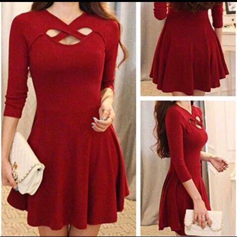 Hermoso vestido. Precioso para una cita, casamiento o cena