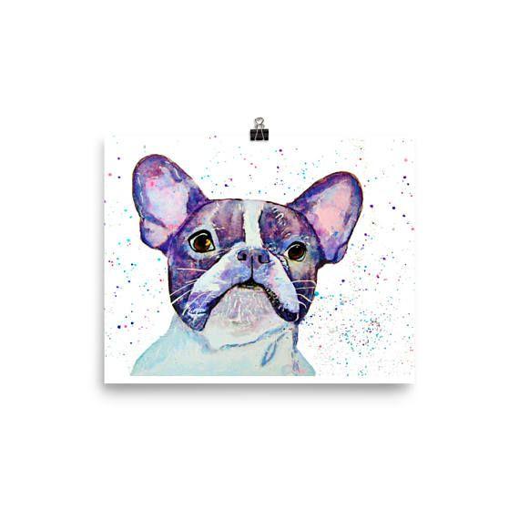 Hey, I found this really awesome Etsy listing at https://www.etsy.com/au/listing/530183373/french-bulldog-art-print-french-bulldog