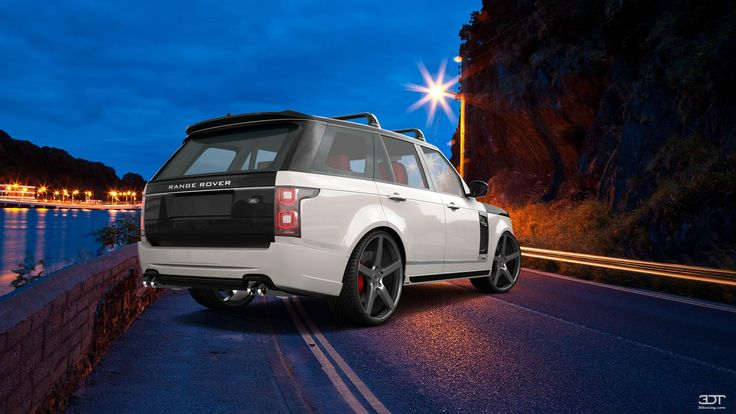 Checkout my tuning #RangeRover #RangeRover 2013 at 3DTuning #3dtuning #tuning