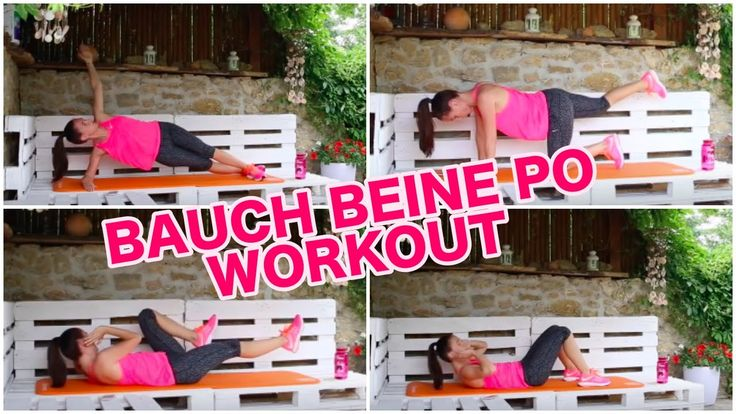 best 25 bauch beine po workout ideas on pinterest bauch beine po bauch beine po training and. Black Bedroom Furniture Sets. Home Design Ideas