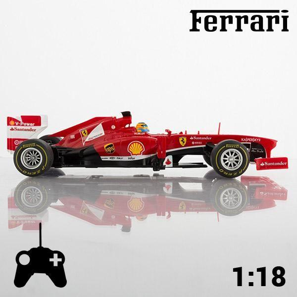 Nehmen Sie die #Emotionen der #Formel 1 mit dem #Fernsteuerungsauto Ferrari F138 nach Hause 🏎🏎🏎