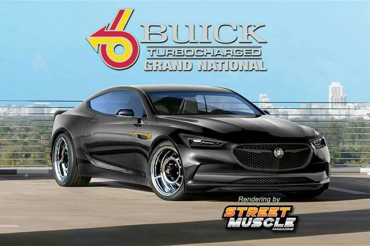 """Victoria"" Buick grand national, Grand national, Buick"