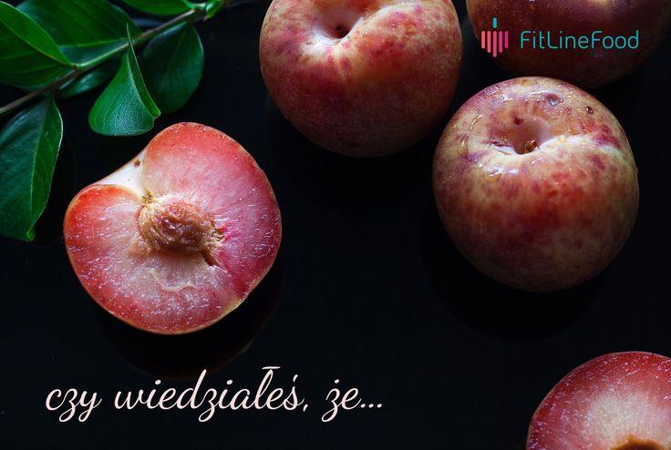 Czy wiedziałeś, że śliwki są owocem na dobry humor ze względu na zawartość tiaminy czyli witaminy B1? Poza tym wpływają korzystanie na układ nerwowy. www.fitlinefood.com