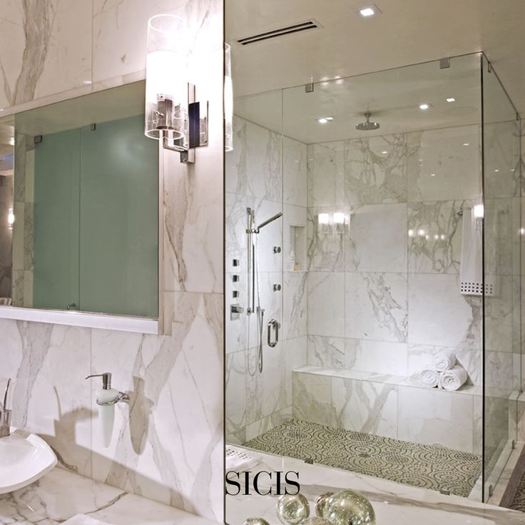 Mosaics of Penthouse Miami are realized by Sicis.