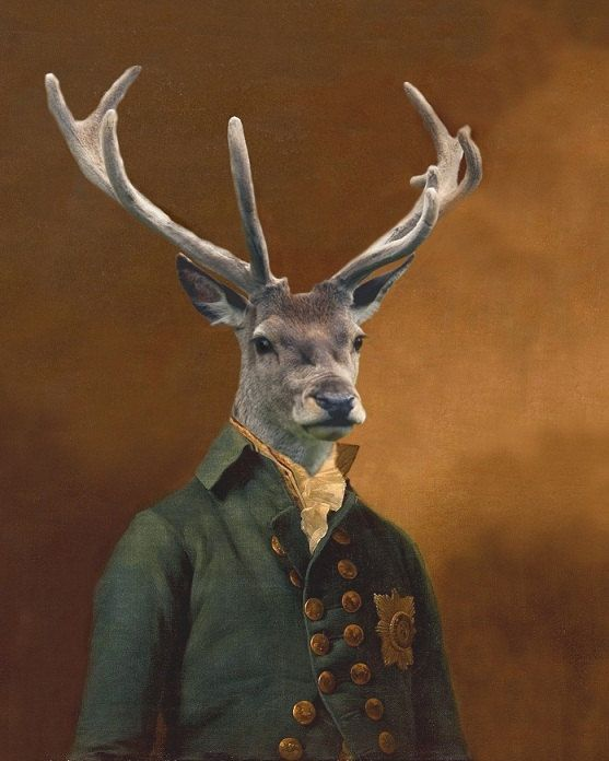 Charles van Dulce, 8th Duke of Elces - 13 X 19 Fine Art Print... love this art it is awesome
