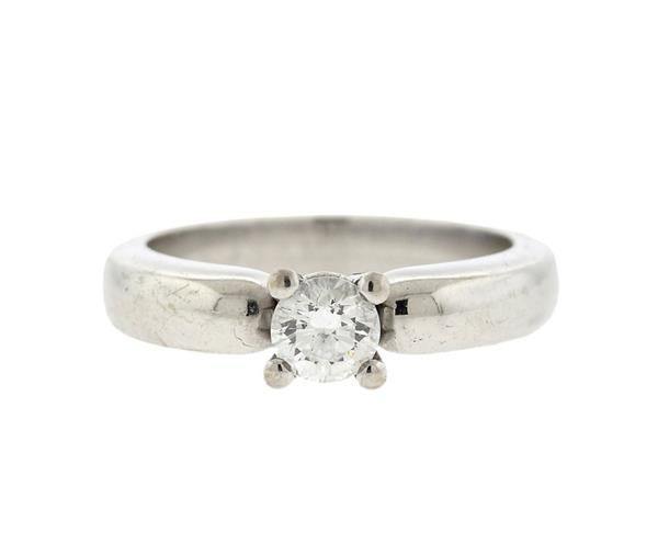18k Gold Diamond Enagement Ring Featured in our upcoming auction on March 16!