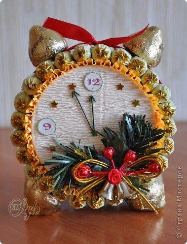 Свит-дизайн Новый год Ассамбляж На вкус и цвет  Новогодние подарки  фото 2
