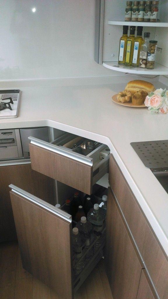 作業動線や収納性を重視したキッチンならTOTOクラッソA型!