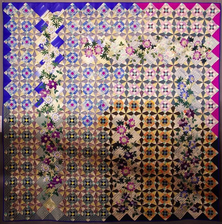 Tokyo International Quilt Festival 2018 - Part 2