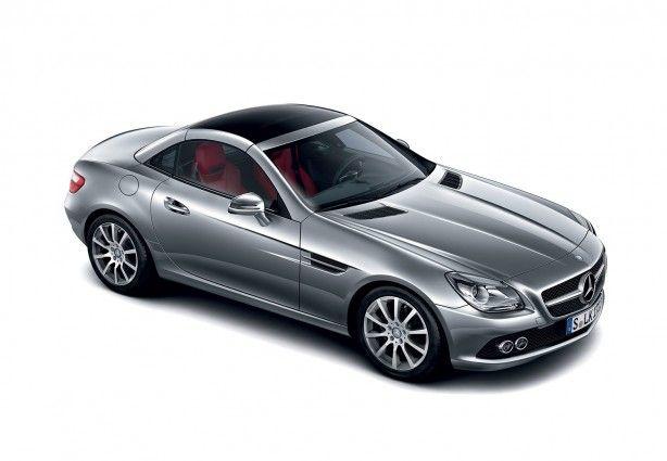 2015 Mercedes-Benz SLK |new car review - AutoMiddleEast.com