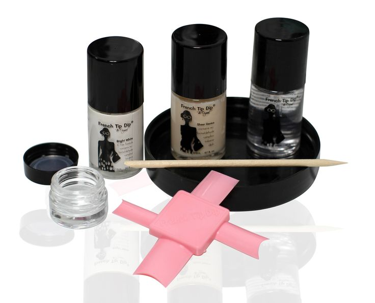 French Tip Dip Essentials French Manicure & Pedicure Kit - French Tip Dip French Manicure & pedicure Kits