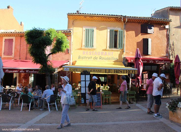 Roussillon Provence France Photos : The Good Life France