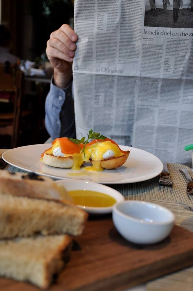 Monday morning news update, while enjoying your breakfast at NEW Taste! Photo credits: Η λέσχη του Homme